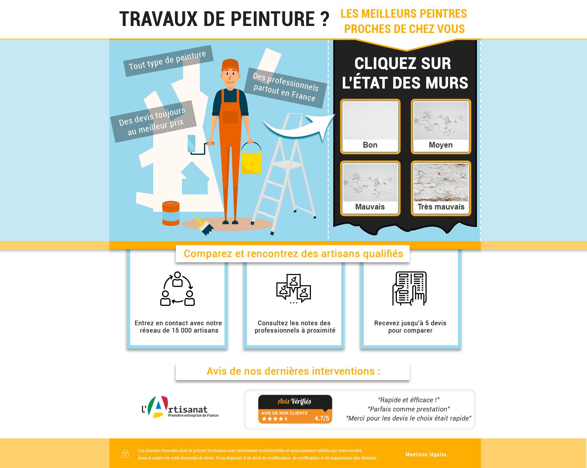 Création landing page SEA génération de leads9